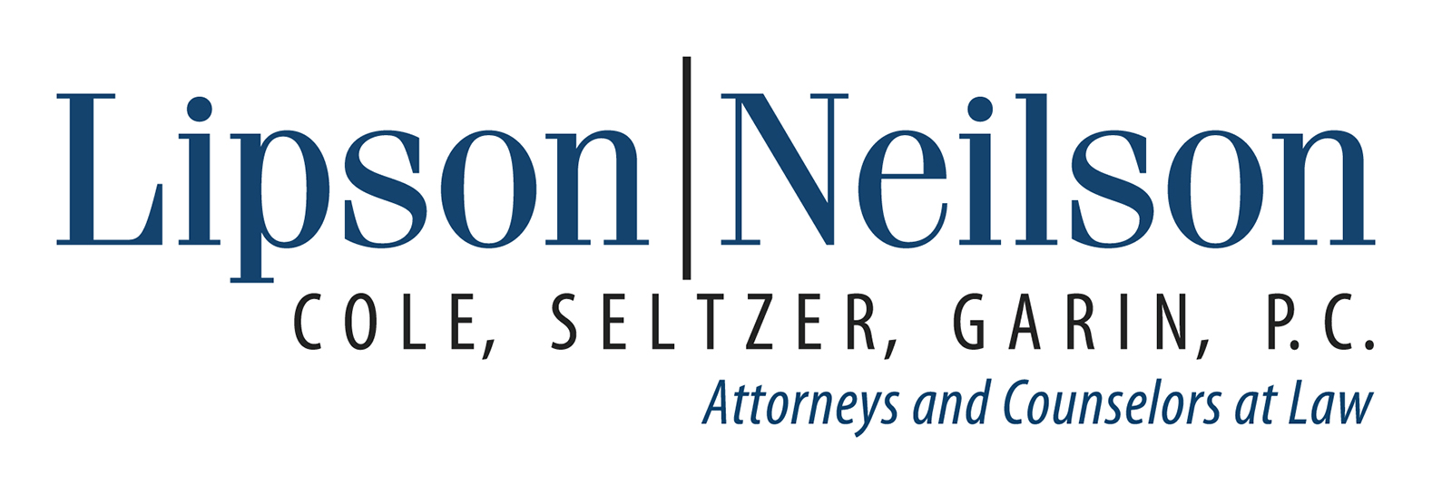 State Bar of Michigan Logo Lipson Neilson Logo